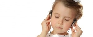 Girl Listening to NLP World Hypnosis track   NLP World