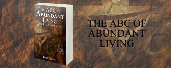 The ABC of Abundant Living | Book Cover | NLP World