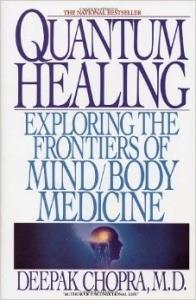 book cover quantum healing