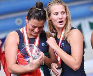 under 17s water polo SA trophy